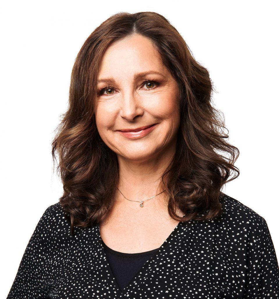 Bettina Bieberstein-Lee, chefredaktör Rum Ute