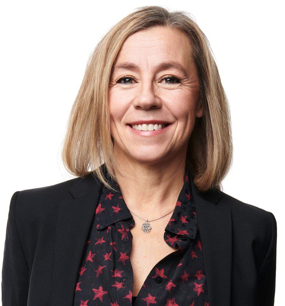 Cecilia Öfverholm, chefredaktör Tidskriften Rum
