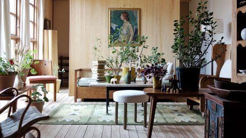 Fredrik Högvalls renoverade stuga