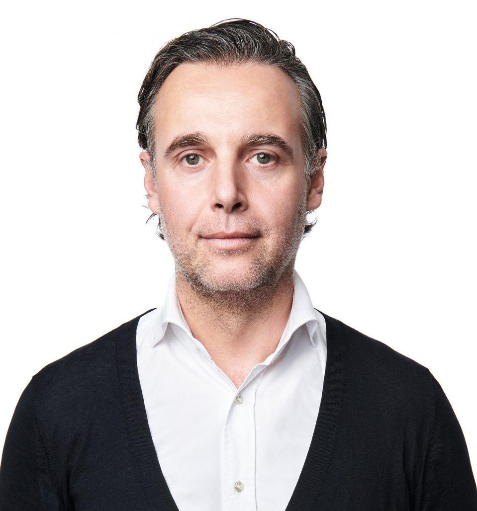 Jacop Merlini, vd och ansvarig utgivare It Is Media