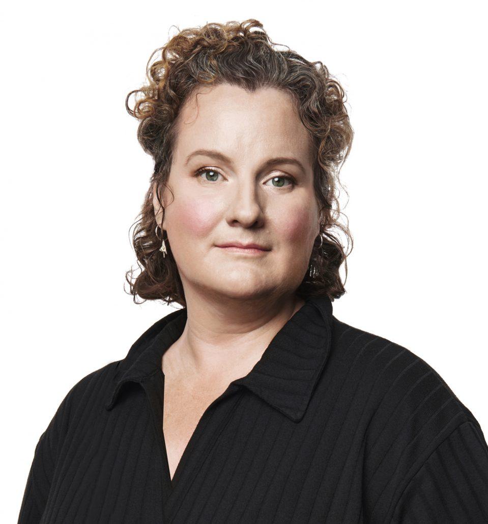 Joanna Grubbström, creative director och head of design på It Is Media