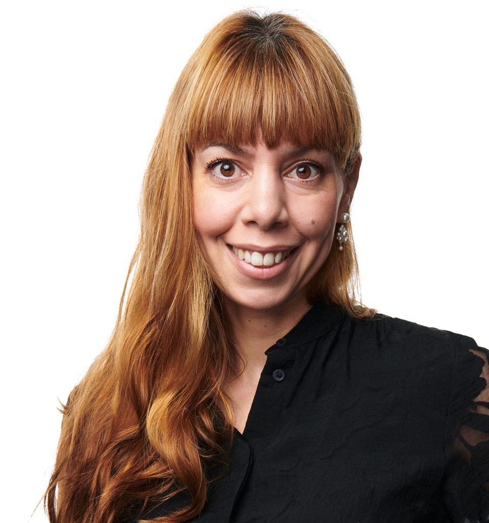 Lisa Marie Mannfolk Eklund, redaktionschef Tidskriften Rum