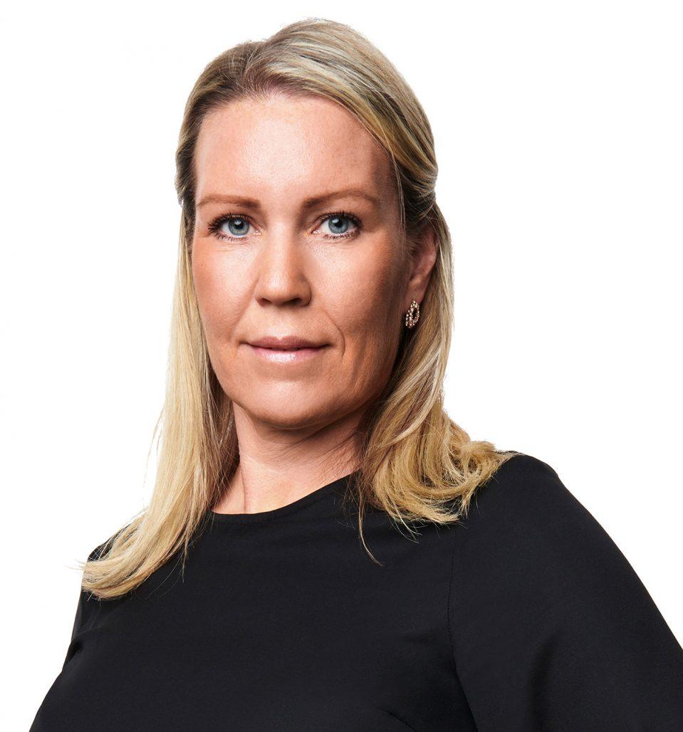 Malin Andersson, säljare Rum Hemma