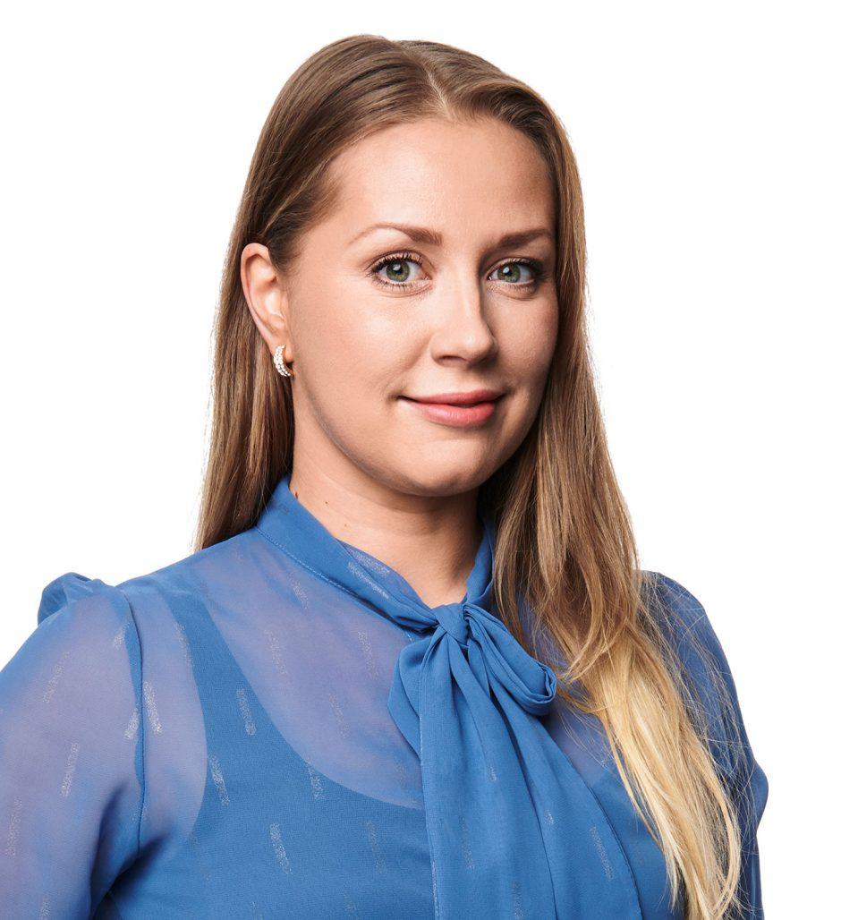 Nicole Dan, säljare Nya Rum