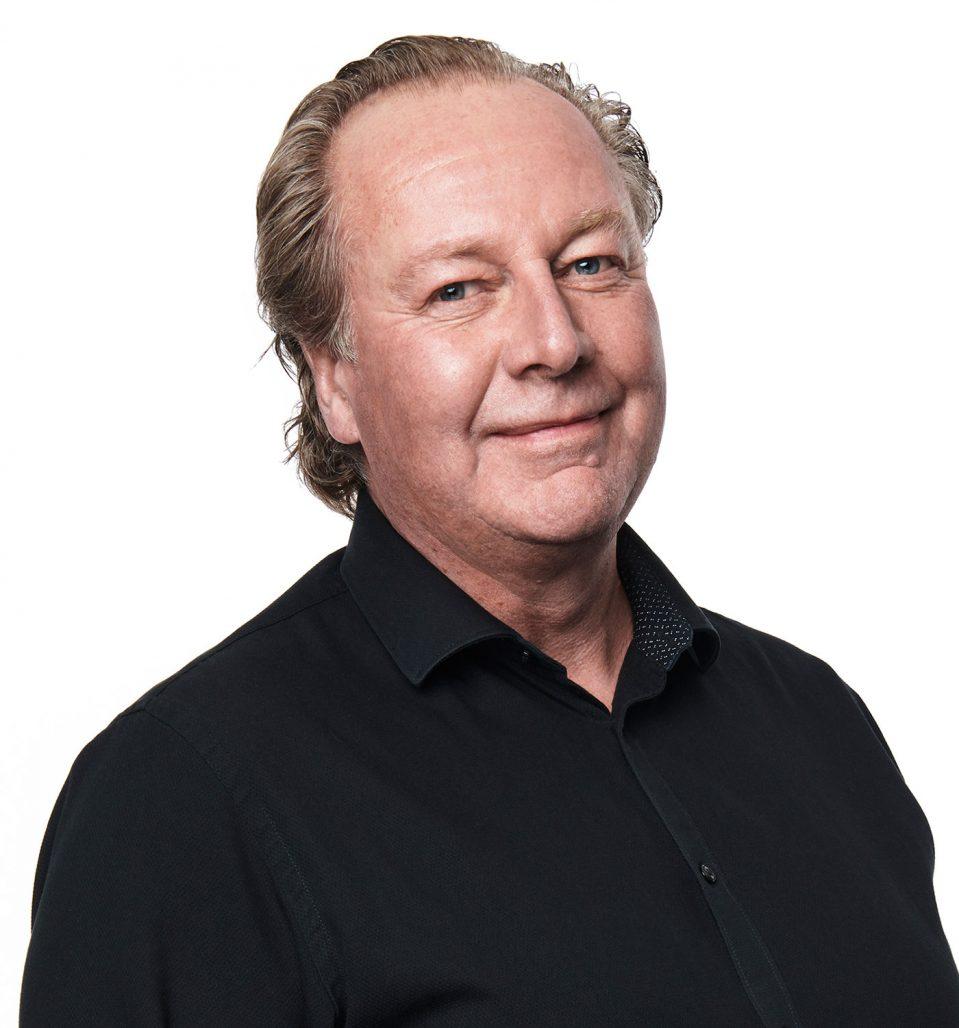 Roger Karlsson, säljare Nya Rum