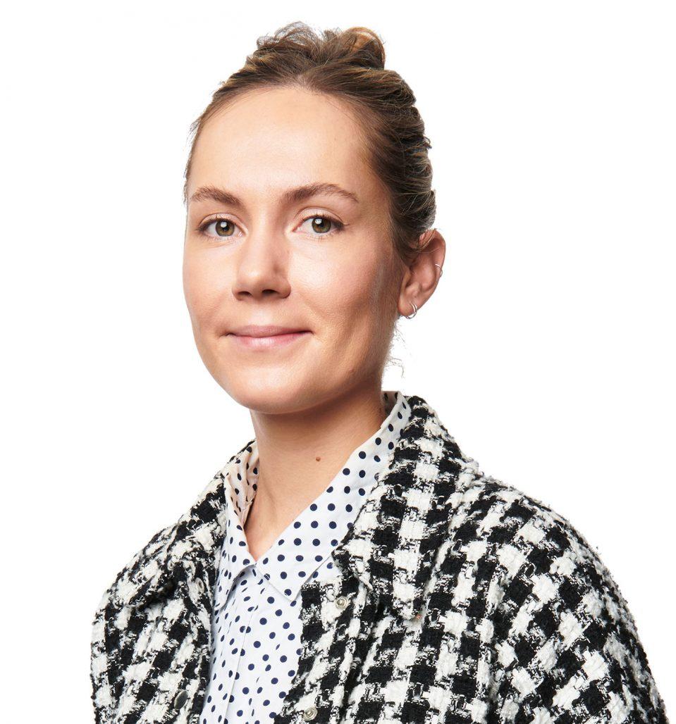 Sandra Gustafsson, redaktör Rum Hemma