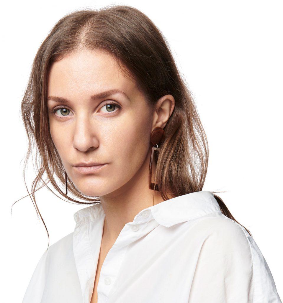 Tina Vernon, webbredaktör på byrum.se