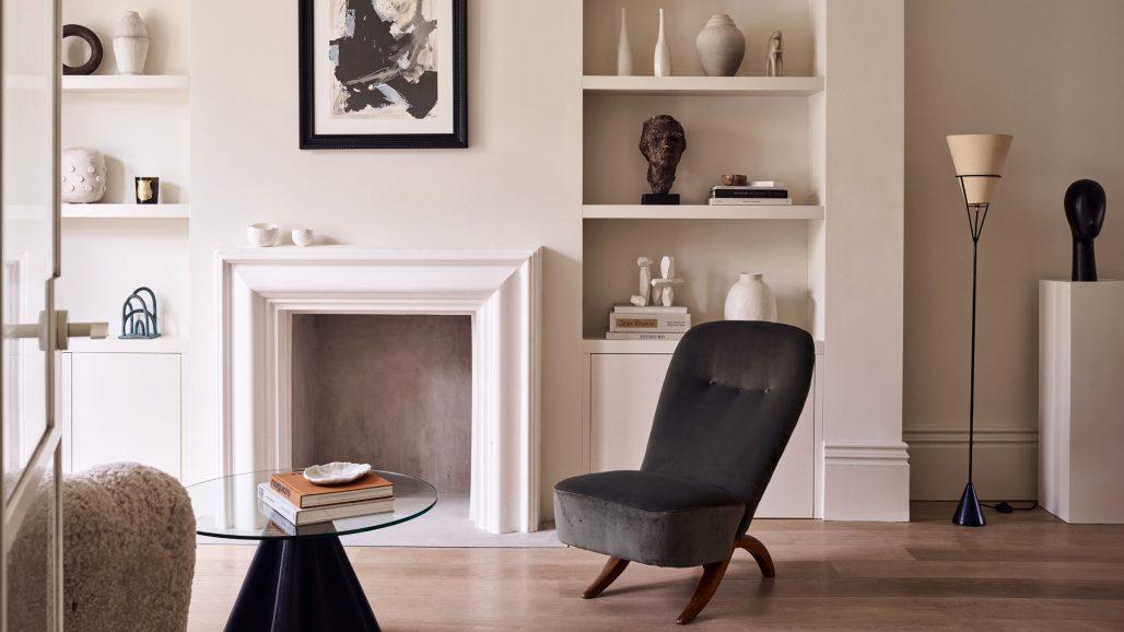 Inredning i Londonhus av Daytrip Studio