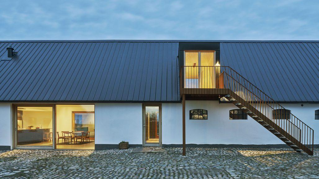 Gård ritad av Dive Architects