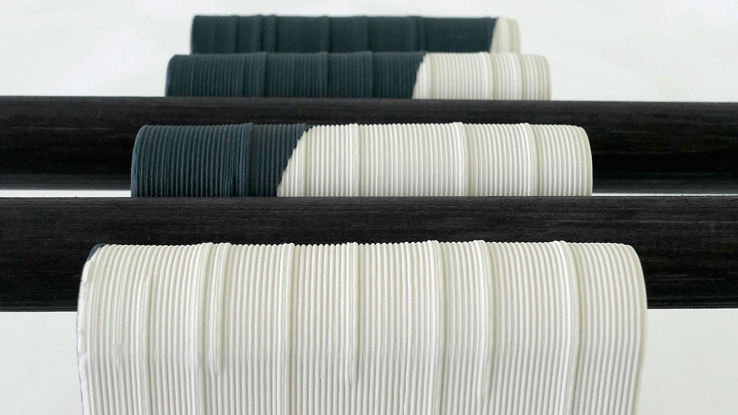 3d-printad keramik av Hilda Nilsson