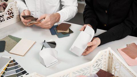Prototyper av Odda Design Studio