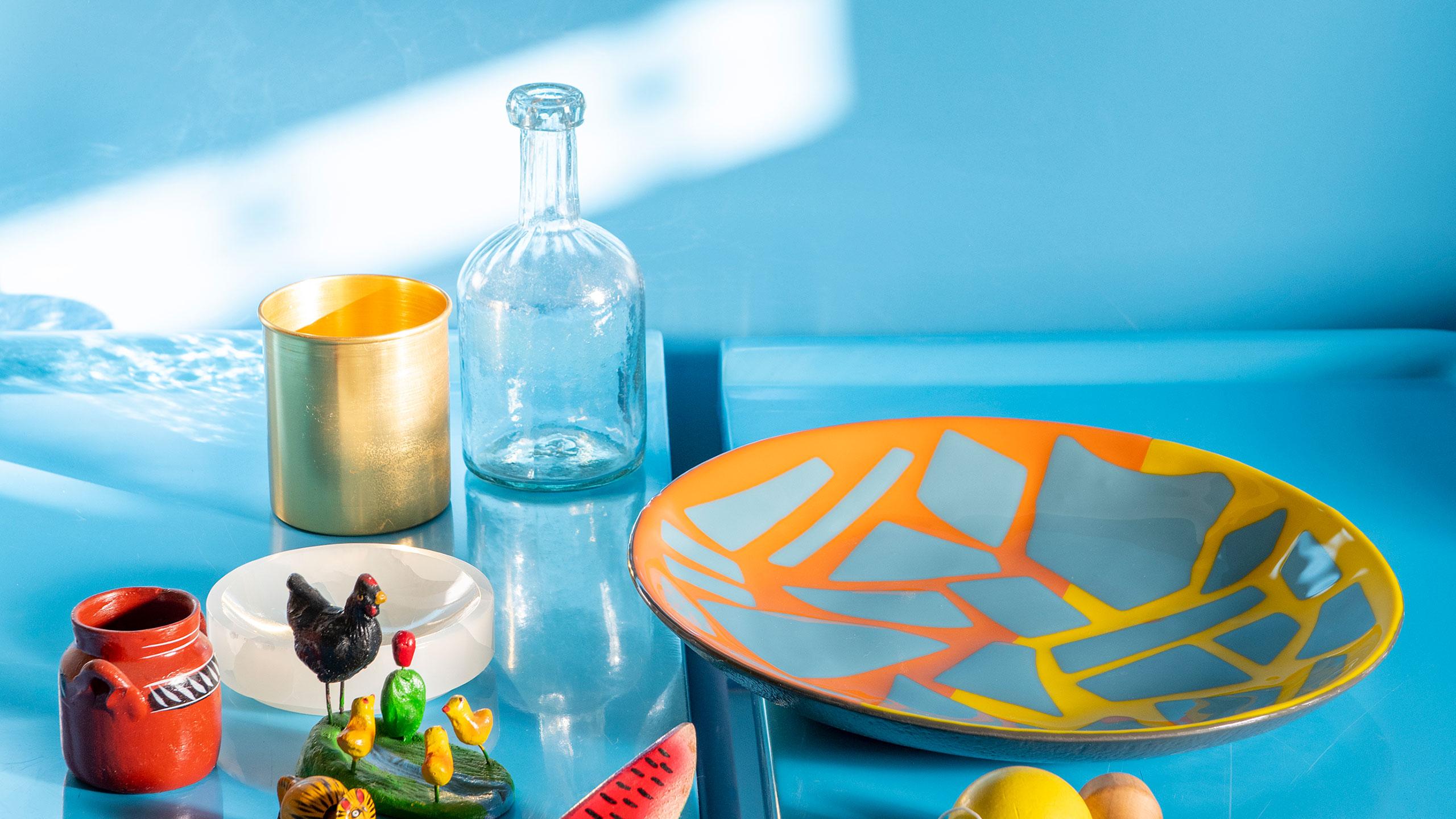 Offcut Plates av Fabien Capello
