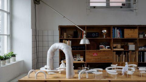 Matti Klenells studio