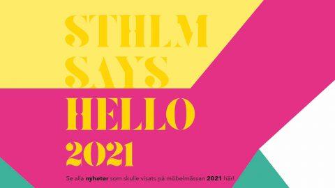 Sthlm says hello