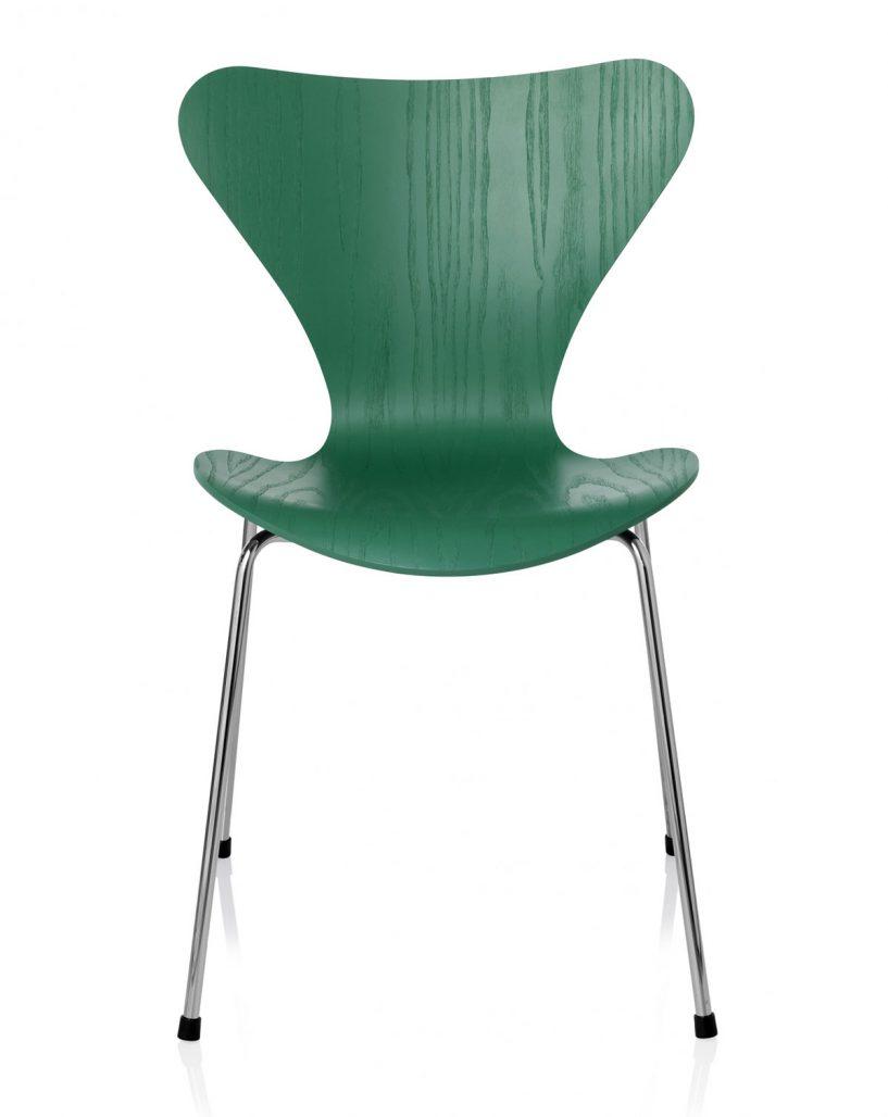 Stolen Sjuan av Arne Jacobsen