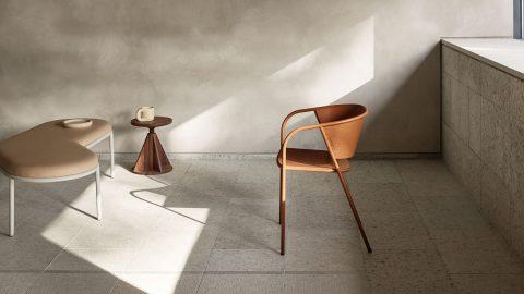 Brace Chair av Jonas Wagell för Mitab