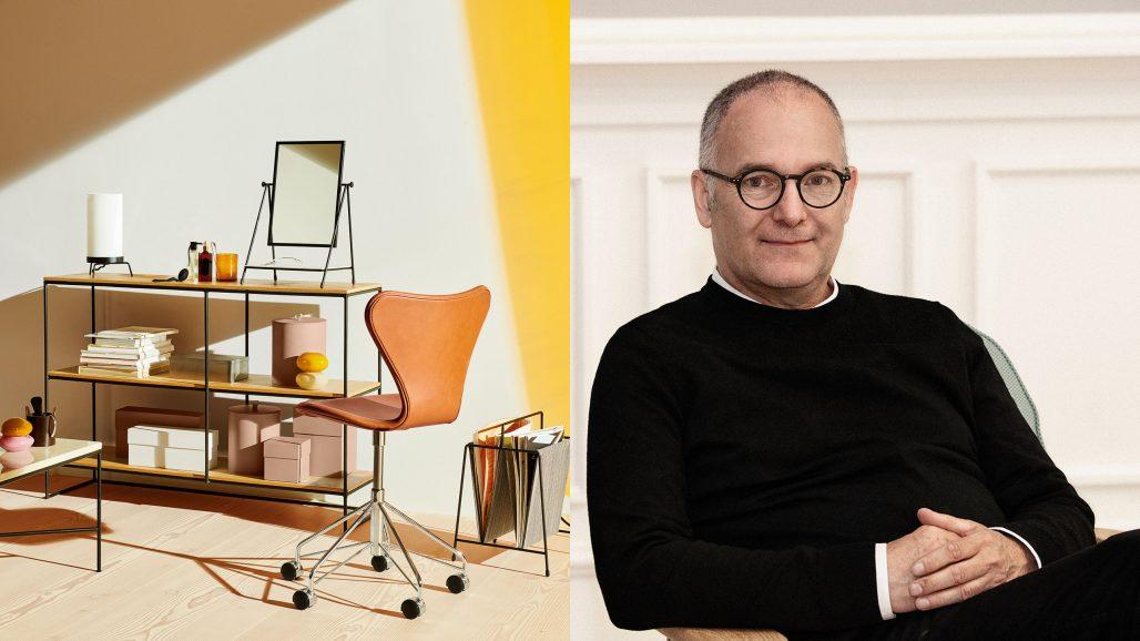 Fritz Hansens designchef Christian Andersen