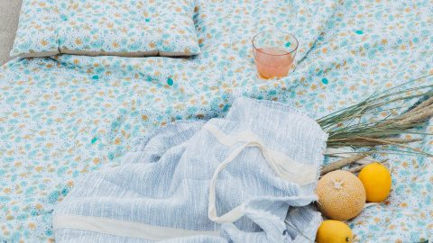 Textilier från Juna