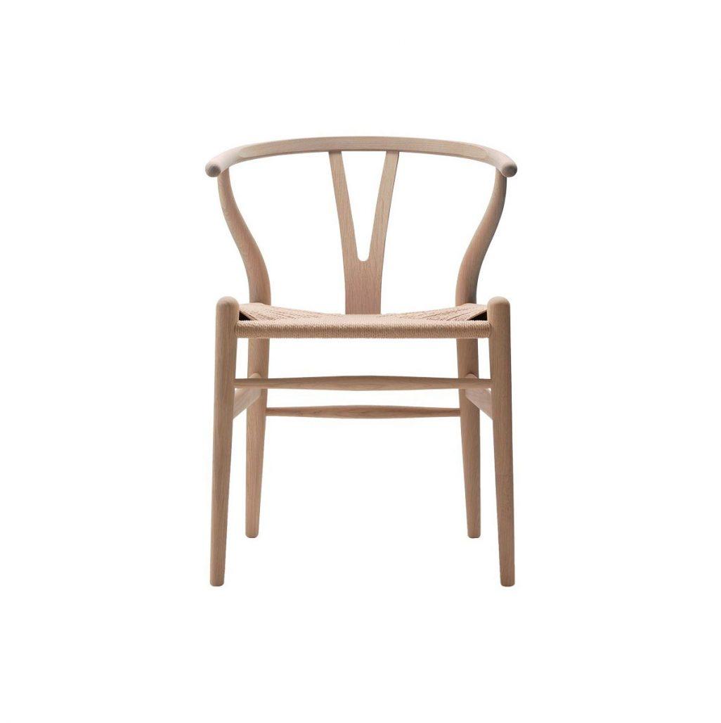 Stolen Wishbone Chair, även kallad Y-stolen, av Hans J Wegner