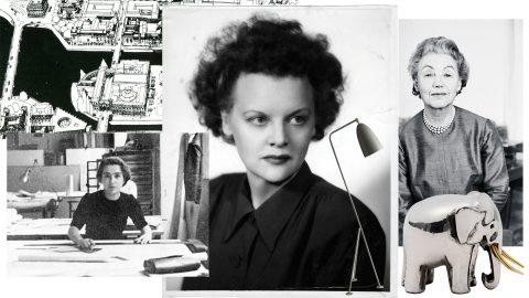 Kvinnliga pionjärer – Geisendorf, Magnusson Grossman och Ericson
