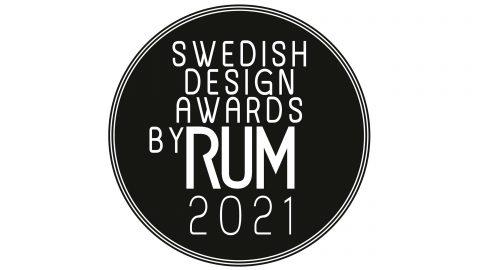 Swedish Design Awards by Rum
