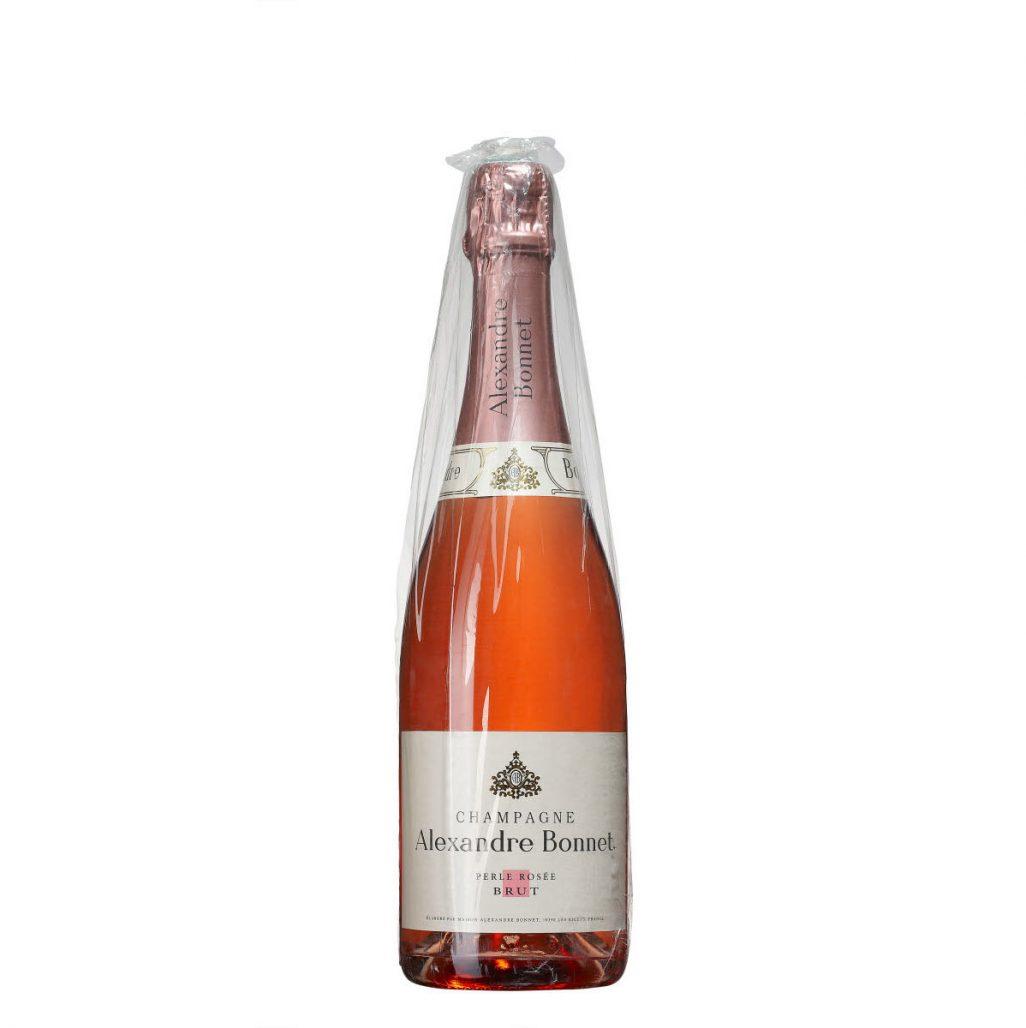 Alexandre Bonnet Perle Rosé Brut roséchampagne