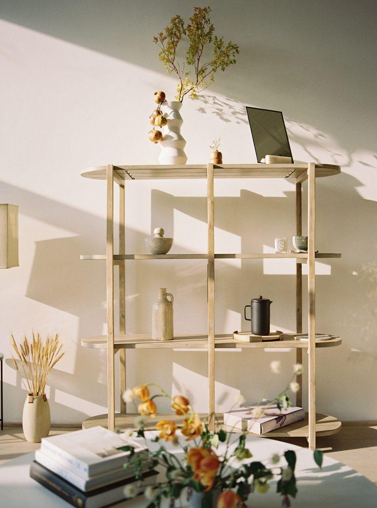 Inredning i Bisquit Loft av designstudion OWIU