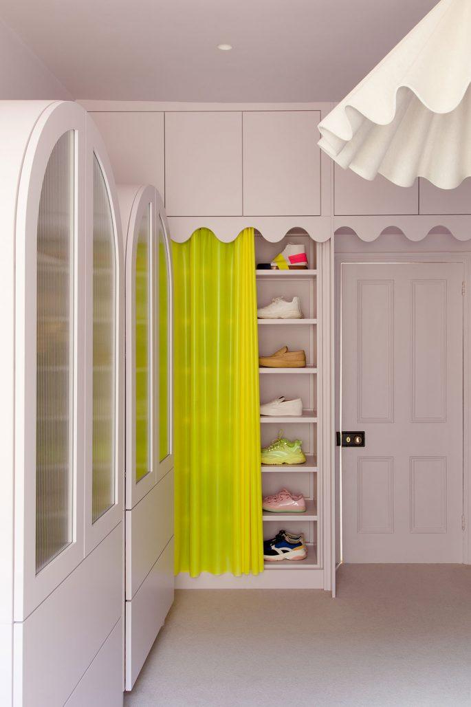 Walk-in closet hemma hos designduon 2LG
