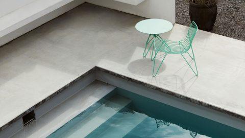 Designnytt – utemöbler från Massproductions i ny färg