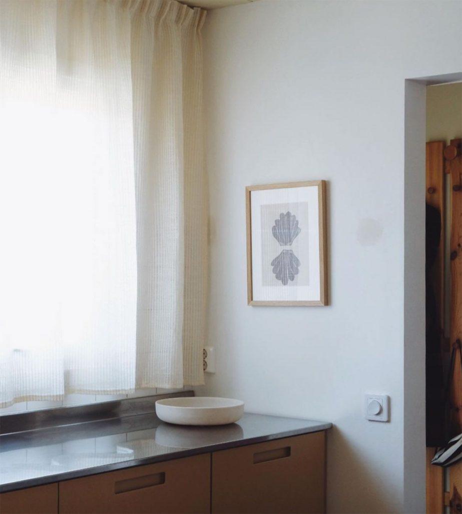 Kök hemma hos stylisten Elin Odnegård