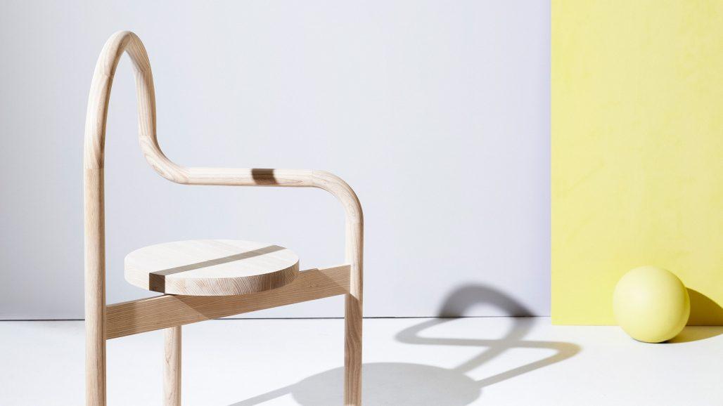 Corner chair av Studio Sløyd