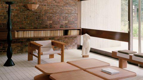 Skulpturala möbler av designstudion Haos