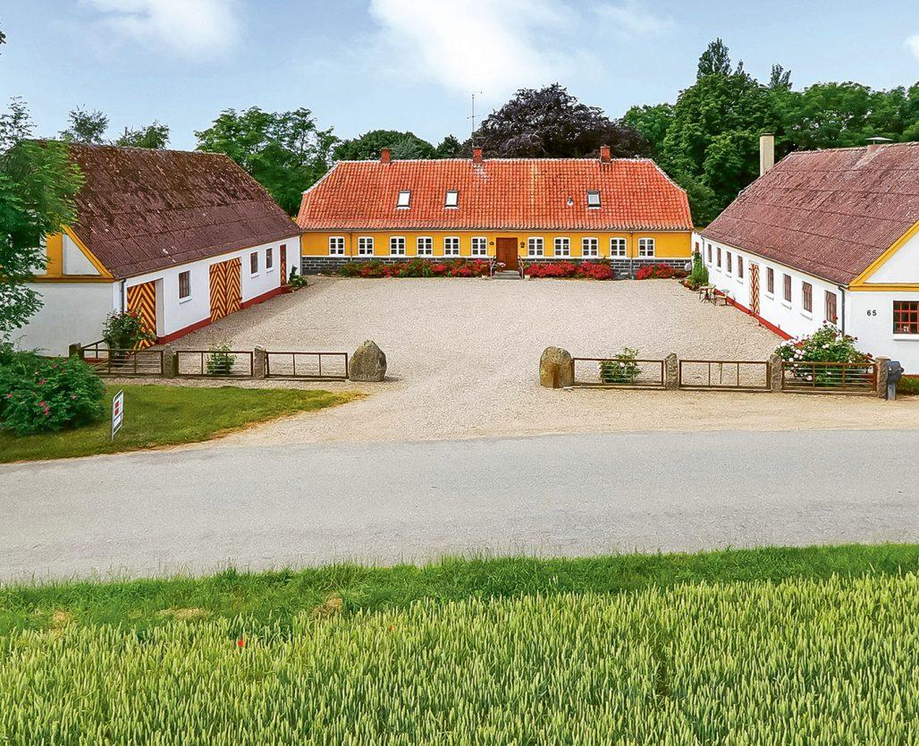 Gård i Langeland