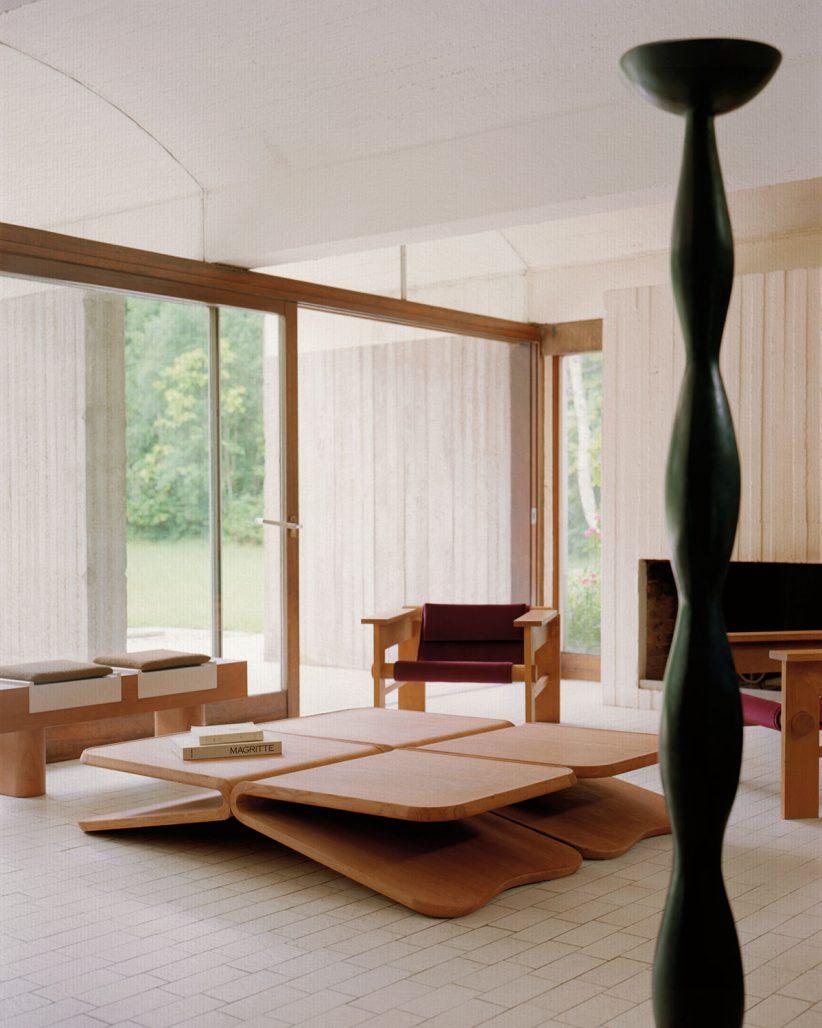 Skulpturala möbler ur kollektionen 3rd Collection av Studio Haos
