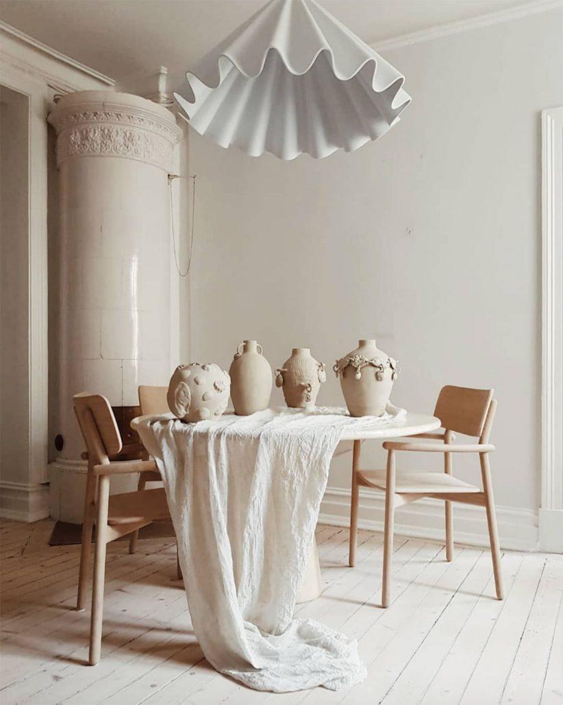 Keramik av Josefina Feurst