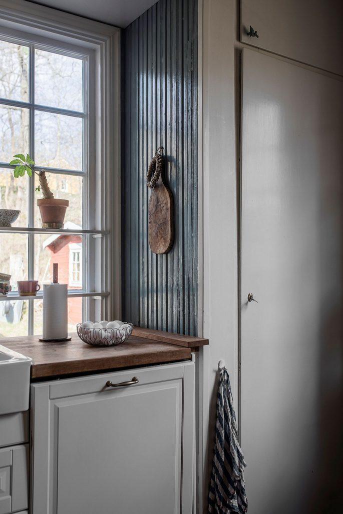 Uppdaterat med traditionellt kök i jugendvilla