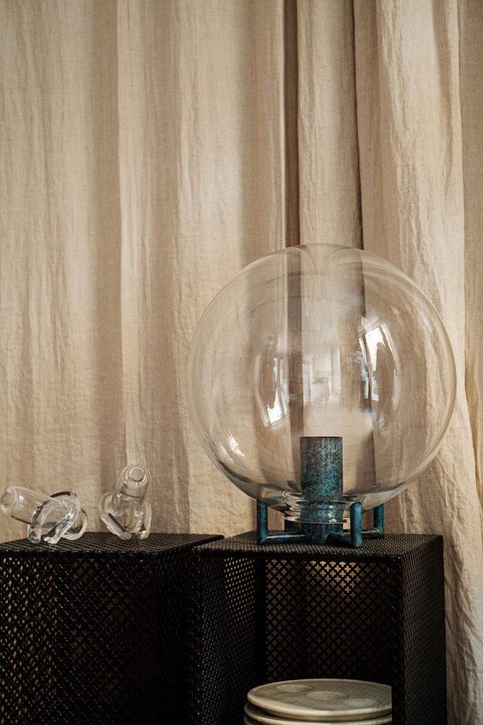 Vasen Orb för Klong, ritad av Straight Design Studio