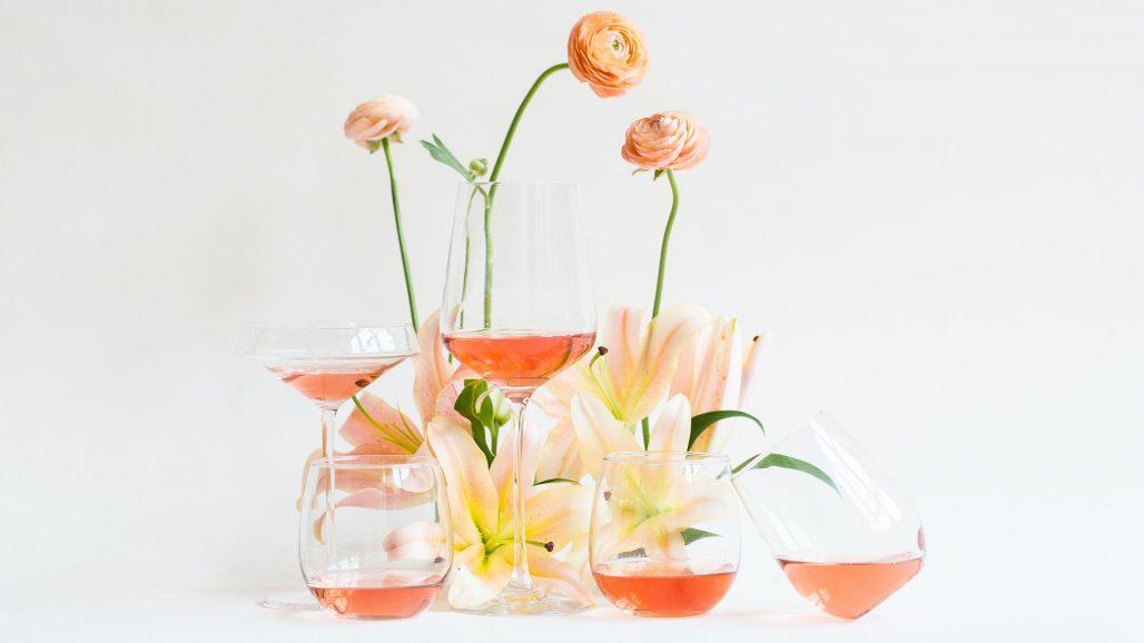 5 läskande rosévin