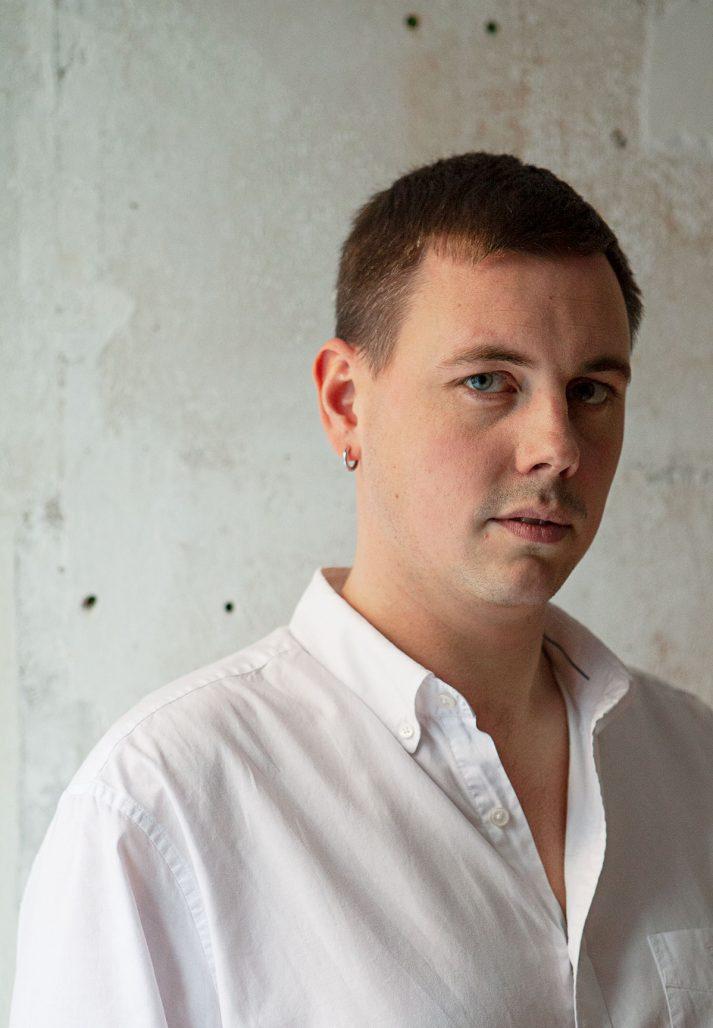 Viktor Erlandsson, grundare av Straight Design Studio