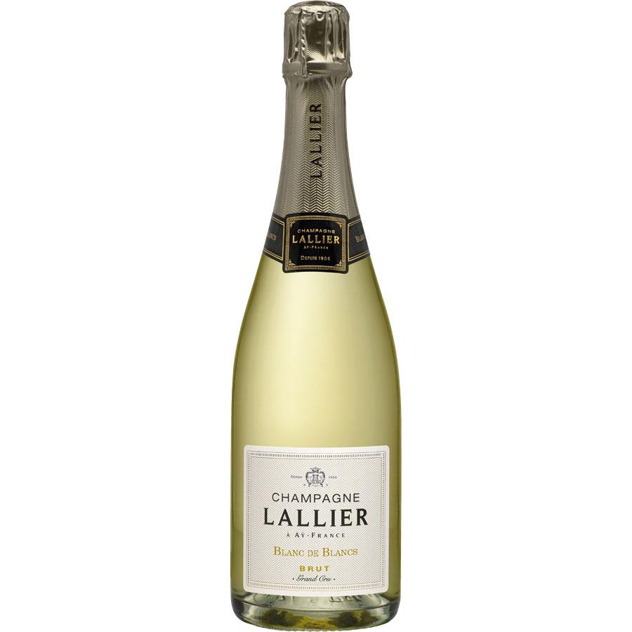 Champagne Lallier Blanc de Blanc