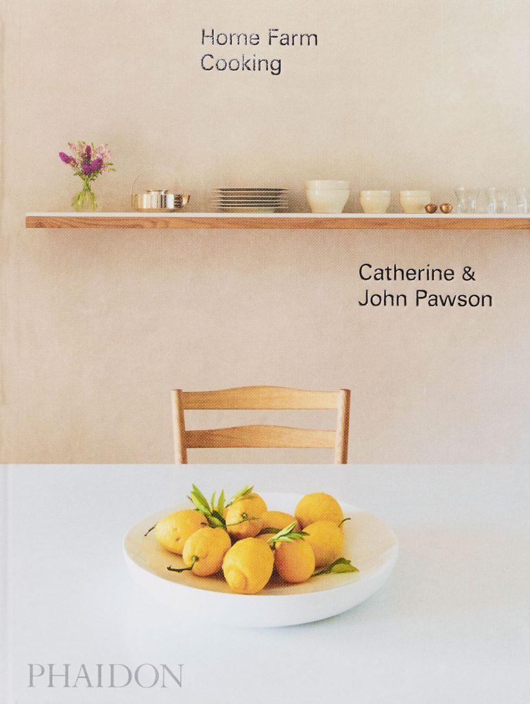 Omslag till boken Home Farm Cooking