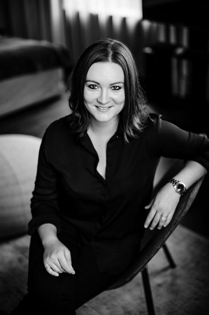 Neurodesigner och författare Isabelle Sjövall