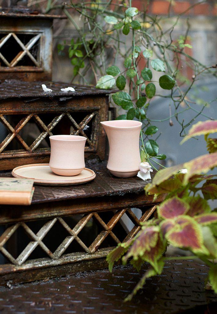 Keramik för vardagen från danska varumärket Vildersbøll