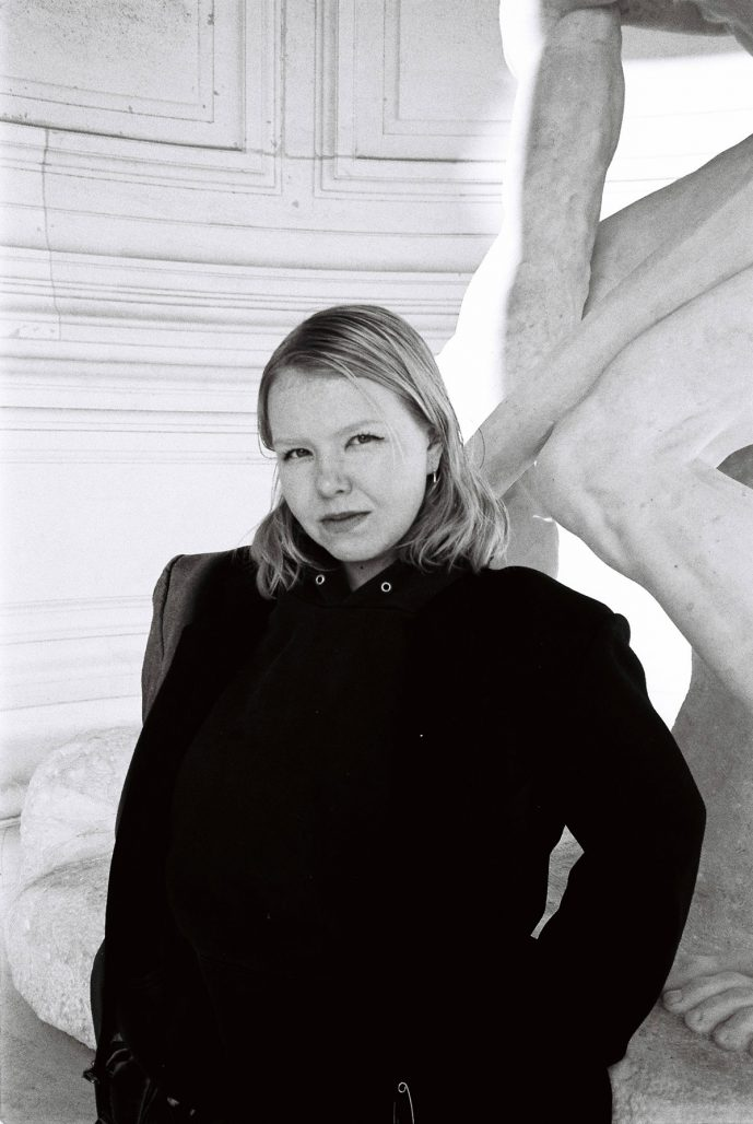 Designern Maria Korkeila