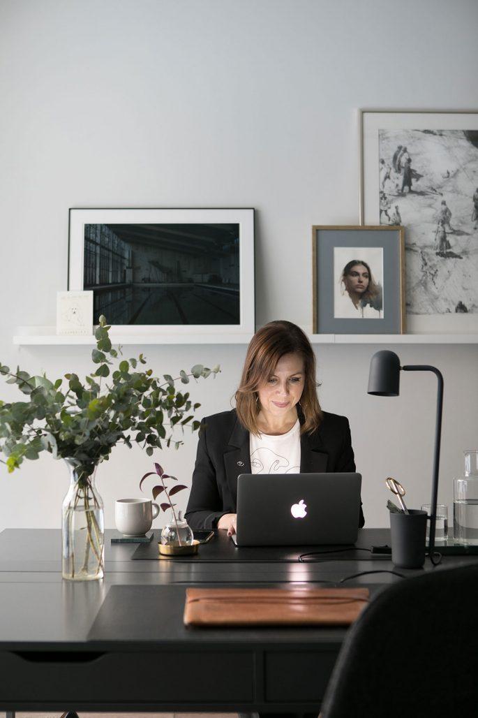Maria Soxbo har bloggat sedan 2007, först under namnet Husligheter