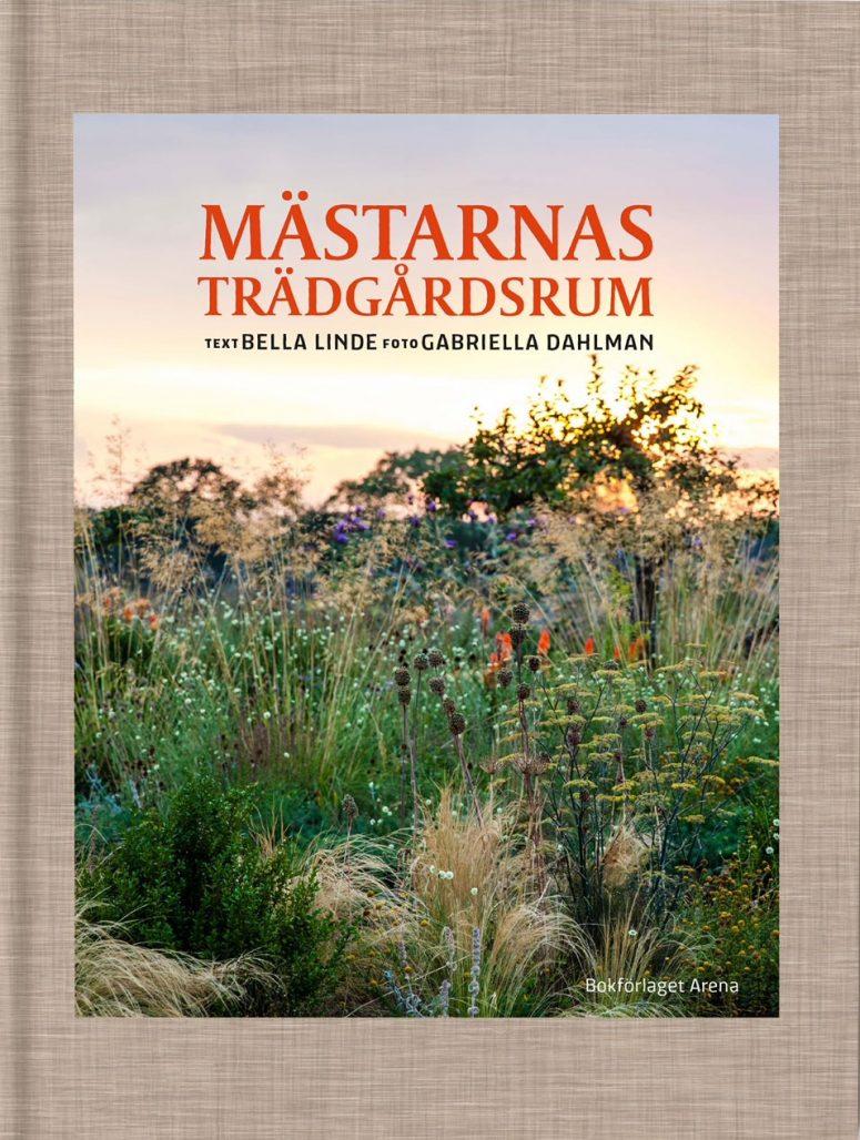 Omslag till boken Mästarnas trädgårdsrum