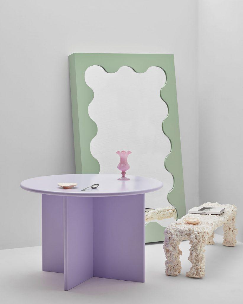 Möbler i pastell av Gustaf Westman