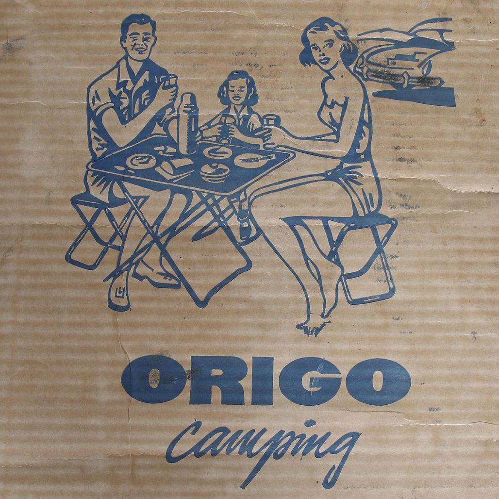 Illustration av Origos campingset