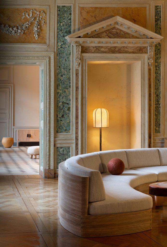 Möbler från Pierre Yovanovitch nya möbelmärke Mobilier