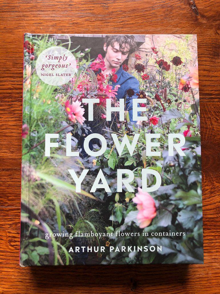 The Flower Yard bokomslag